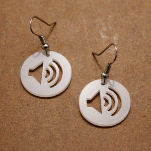 Image of Volume Earrings