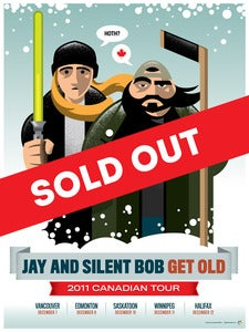 Image of Jay and Silent Bob Get Old