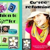 Image of Bundle Pack: Fashion to Flip/CuTEE refashions
