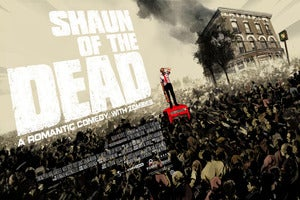 Image of SHAUN OF THE DEAD