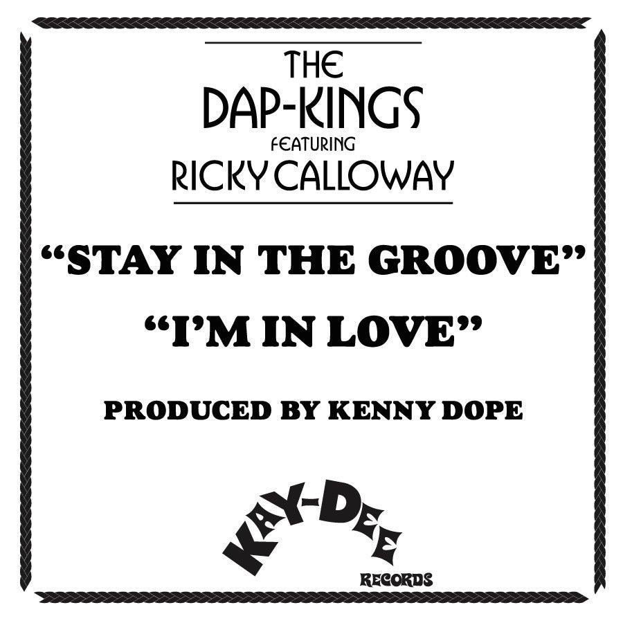 Image of KD029/030 RICKY C &amp; DAP KINGS