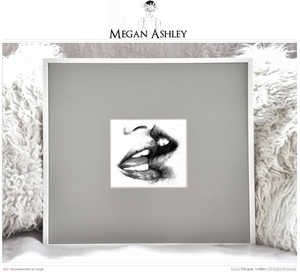 "Image of Megan Ashley Coffman | Limited ""Omnia Vincit Amor"" Print"