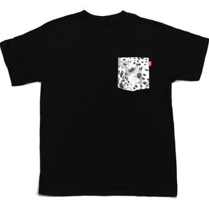 Image of Snow Leopard Pocket Tee