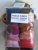 Image of Peace Fleece Samplers
