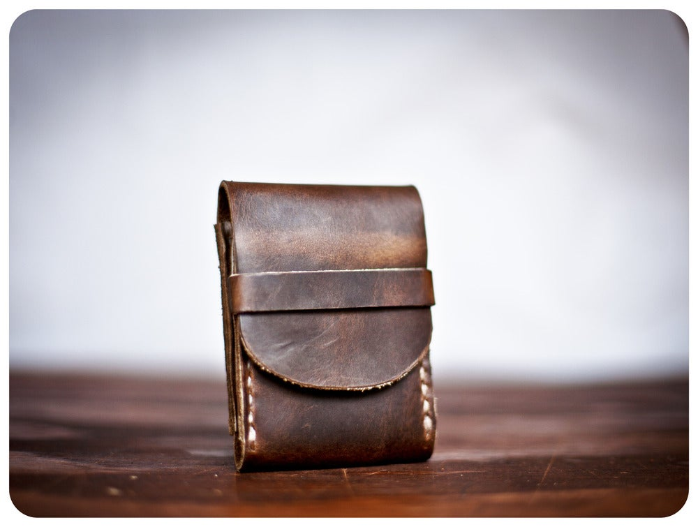 Image of FisherMan's Wallet - Crazy Horse