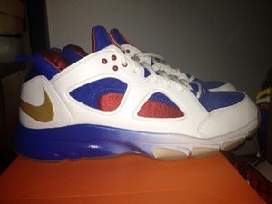 "Image of Nike Zoom Huarache Low ""Manny Pacquiao"""