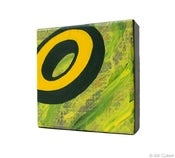 Image of Mr Benja - Power Letter 'O' Yellow Green