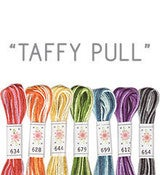 Image of Sublime Stitching's 6 pack of Embroidery Floss - Taffy Pull
