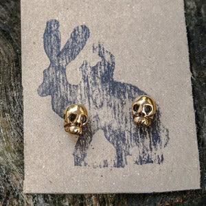 Image of Los Muertos earrings