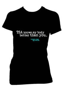 Image of TSA Female Ego Series Shirt