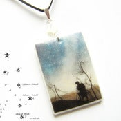 Image of Into the Twilight Pendant