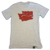 Image of Pride of Washington -The Wazzu Tee