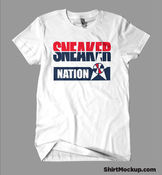 Image of Sneaker Nation 'Dream Team' Tee