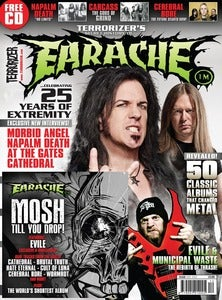 Image of Terrorizer's Secret History of Earache!