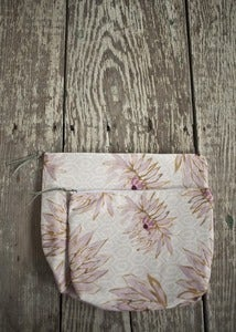 Image of Pouches: Dahlias