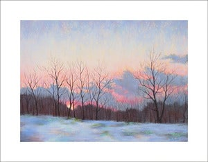 Image of From Circleville Road, limited edition print