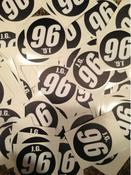 Image of Jantz Grodzicki JG96 Sticker
