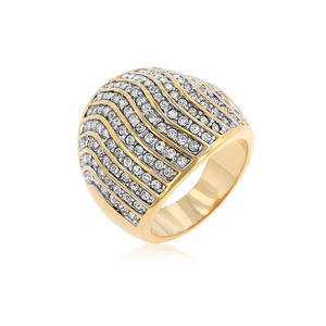 Image of Frenchie Cocktail Ring