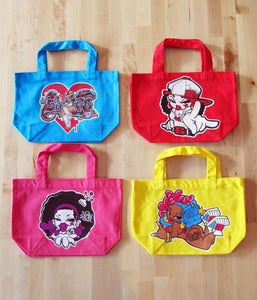 Image of Shiro Tote Bag Small