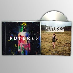 Image of The Karma Album &amp; The Holiday (Signed) - LIMITED CD BUNDLE