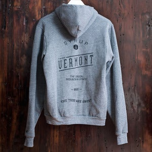 Image of The Trees Are Sweet Hoody - Light Grey