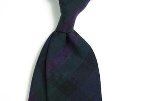 Image of Navy Tartan