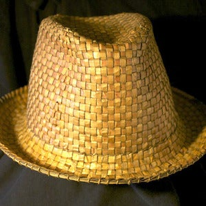 Image of Cedar Bark Fedora with Light Dye