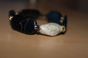 Image of Faded Jade Bracelet 