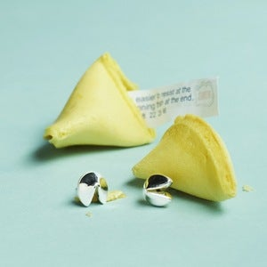 Image of Fortune Cookie Studs