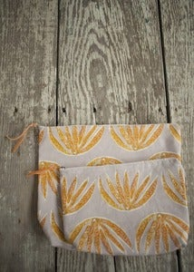 Image of Pouches: Orange Blossom