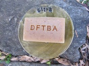 Image of DFTBA Soap Dishes with DFTBA soap!