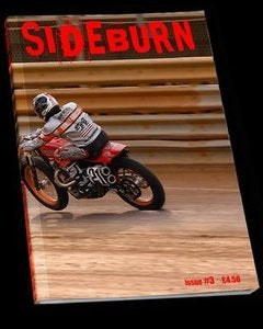 Image of Sideburn issue 3