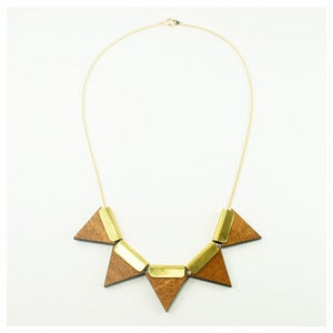 Image of Bunting Necklace