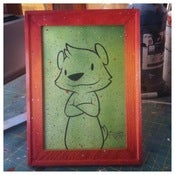 Image of Cool bear SOLD OUT