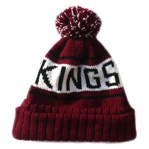 Image of All Kings Die - Red Beanie