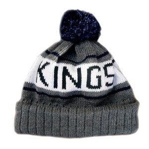 Image of All Kings Die - Grey Beanie