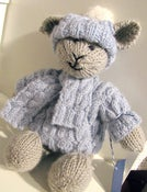 Image of Holly Bunny Knitting Pattern