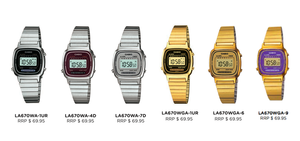 Image of Casio - Vintage Digital Ladies