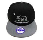 "Image of CALIFORNIA REPUBLIC ""KIDS"" NEW ERA SNAPBACK"