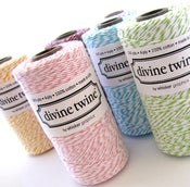 Image of Divine Twine - Great colours to choose from