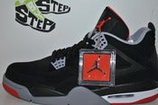 Image of Air Jordan IV &quot;BRED&quot; 