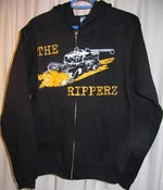 Image of Ripperz zip Hoodie