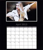 Image of CD Case Calendar 2013 - Limited Edition-