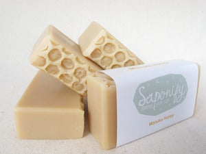 Image of Manuka Honey handmade soap