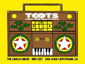 Image of Toots and the Maytals