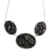 Image of Amy Necklace-silver