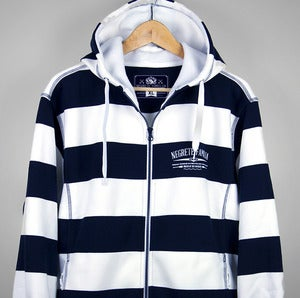 Image of THE HENLEY ZIP HOOD