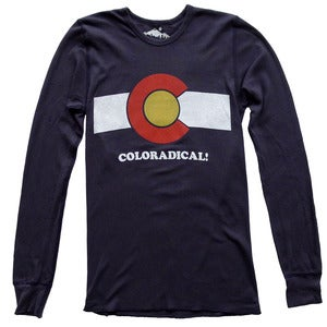 Image of Coloradical Colorado Flag Thermals