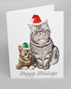 Image of BUB+SMOOSH=Holiday Cards (pack of 12)