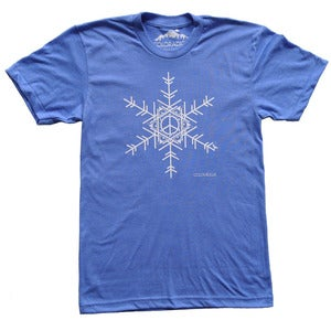 Image of Coloradical Peaceflake T-Shirt